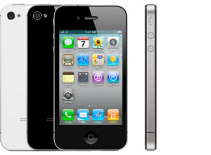 iPhone 4 da Apple_Smartphone top de linha
